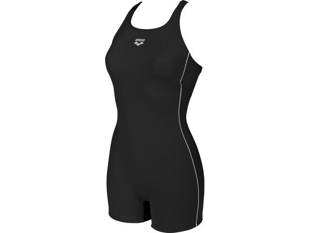 arena Finding HL One Piece Swimsuit Dames, black
